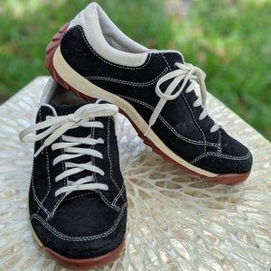 Simple New Vintage Sugar Black Skateboarding Shoes